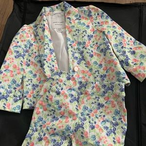 Janie and jack pant suit outfit